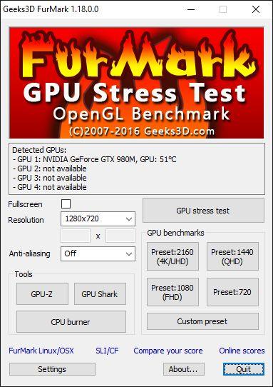 FurMark 1.23.0.0 Furmar10