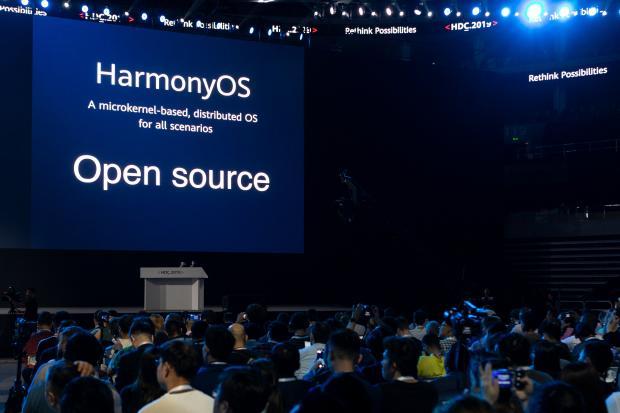 Η Huawei παρουσιάζει το λειτουργικό σύστημα Harmony ως την επίσημη αντικατάσταση του Android Huawei29
