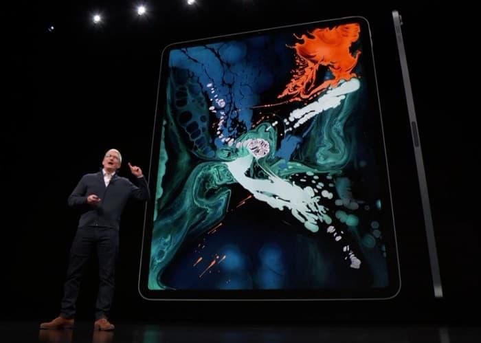 Παρουσίασε τα νέα MacBook και iPad η Apple Ipad-p10