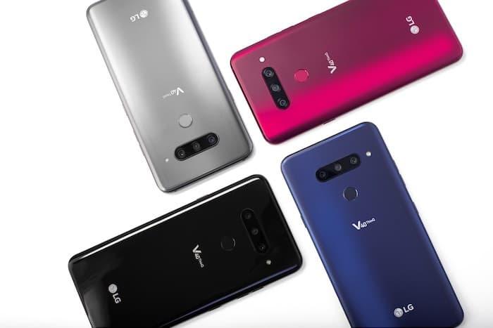 Eπίσημο το smartphone LG V40 ThinQ Lg-v4012
