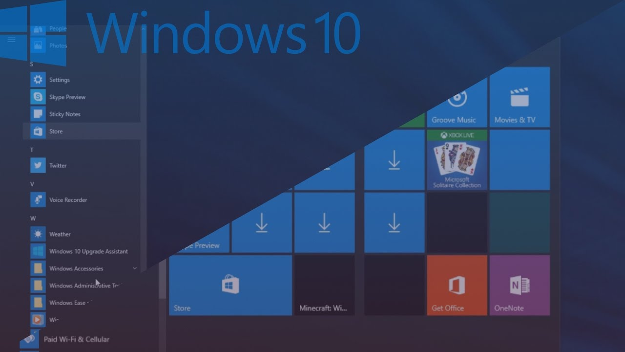"Windows 10: Πώς να ανοίξετε πολλές εφαρμογές από το μενού ""Έναρξη"" χωρίς να το κλείσετε  Maxres11"