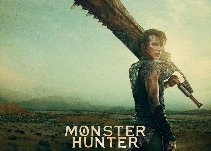Monster Hunter (2020) Monste11