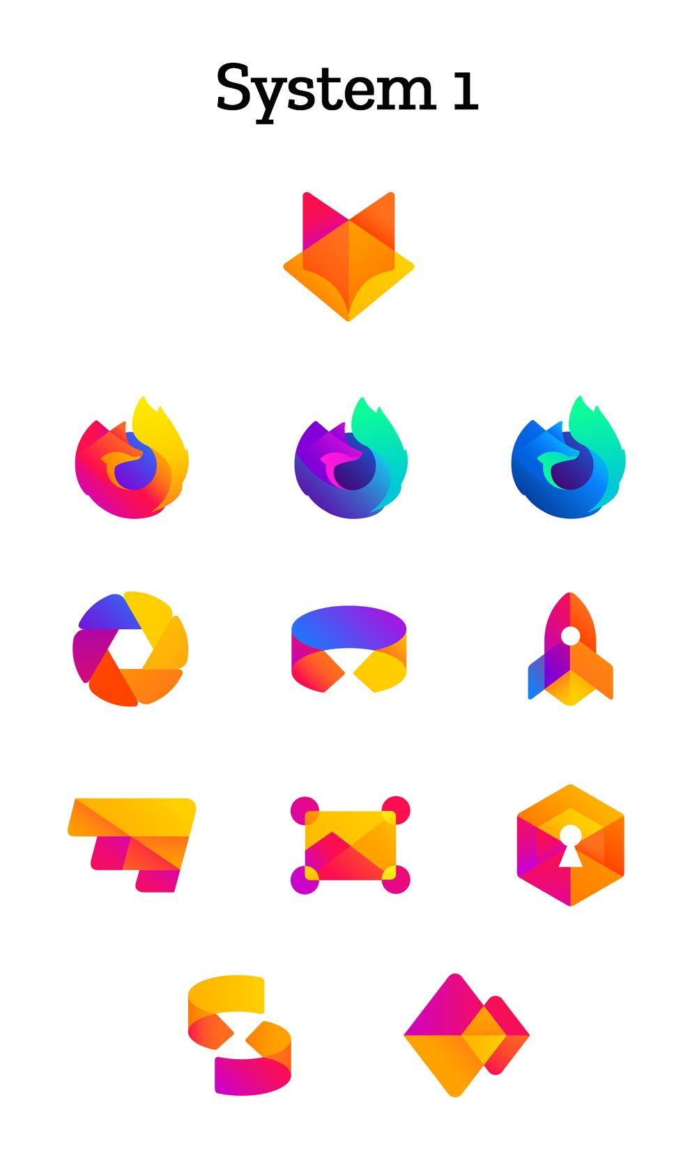 Η Mozilla ξεκινάει την επανασχεδίαση του λογότυπου του Firefox, προτείνει νέες εικονες  Mozill10