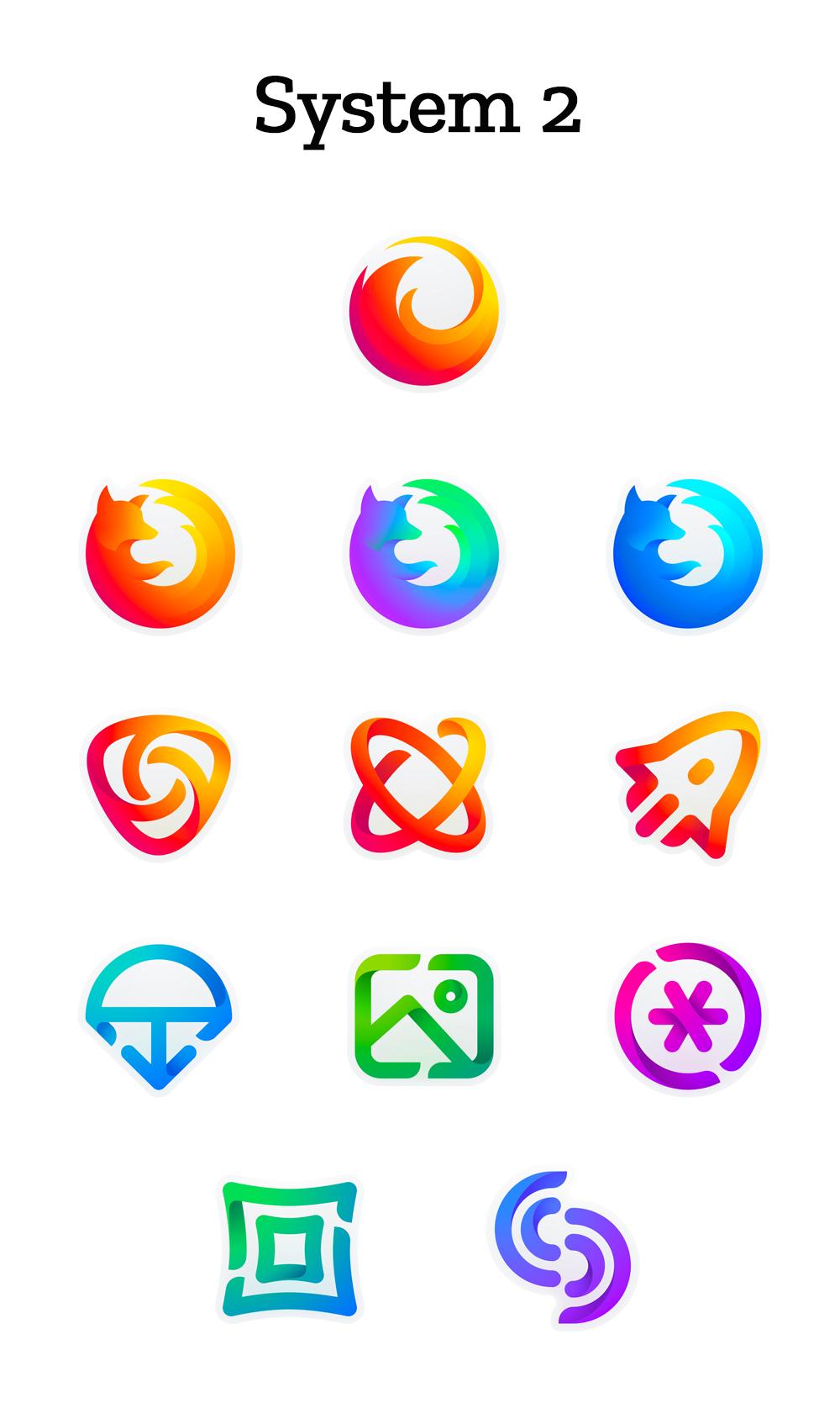 Η Mozilla ξεκινάει την επανασχεδίαση του λογότυπου του Firefox, προτείνει νέες εικονες  Mozill11