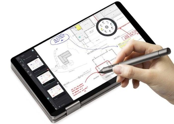 One Mix 2S Yoga: Νέο mini laptop με Intel Core i7-8500Y One-mi10