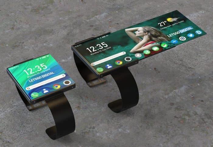 Αποκαλύφθηκε δίπλωμα ευρεσιτεχνίας για foldable smartwatch της Oppo Oppo-f11