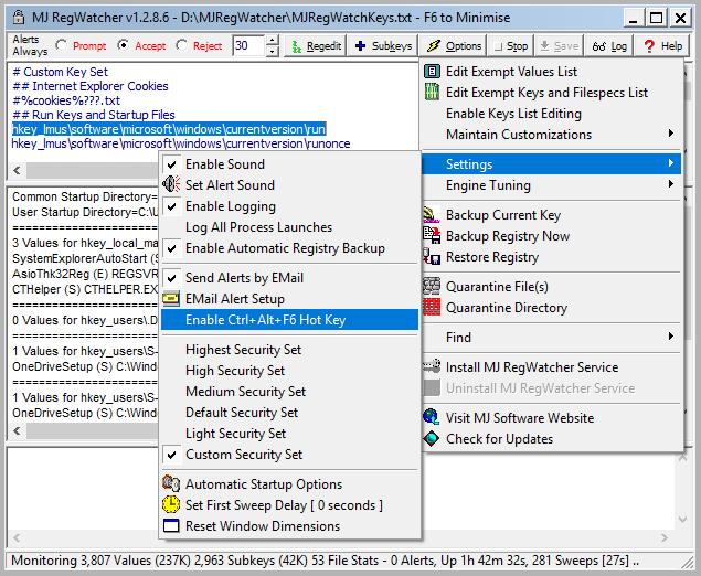 MJ Registry Watcher 1.2.8.7 Regwat10