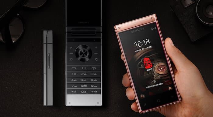 Samsung W2019: Το android flip phone της Samsung έχει γίνει επίσημο Samsun31