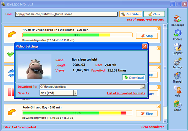 save2pc Light 4.3.6 Build 469 Save2p10