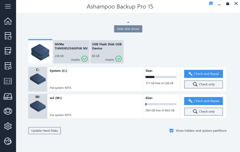 Ashampoo Backup Pro 15 (Review) Scr-as16