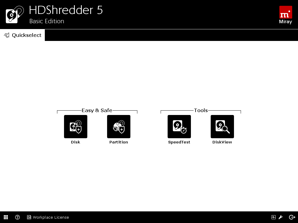 HDShredder 5.0.6 Scr_hd10