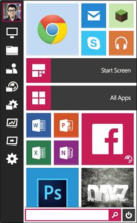 Start Menu Reviver 3.0.5.4 (Με υποστήριξη για τα Windows 10) Screen15