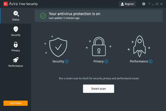 Antivirus/Removal Tools Spotli10