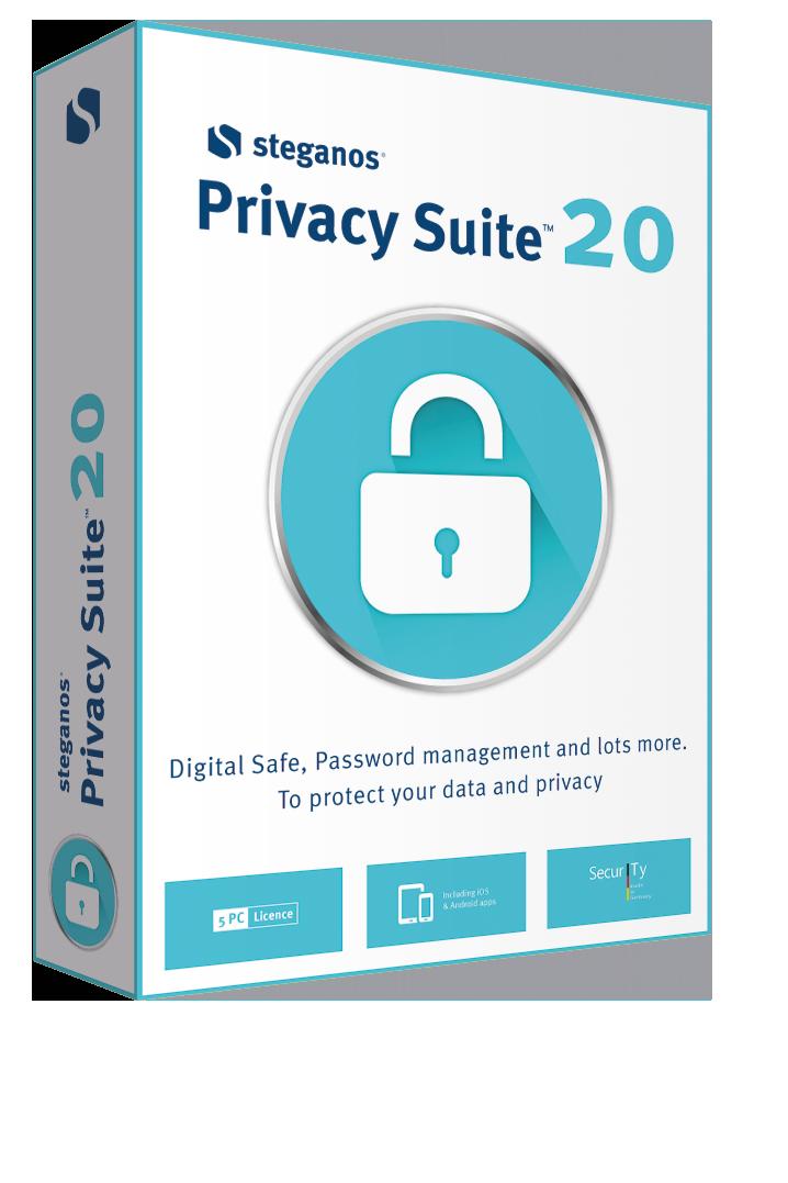 Steganos Privacy Suite 20 - Anniversary Celebration (Review) Sss20_10