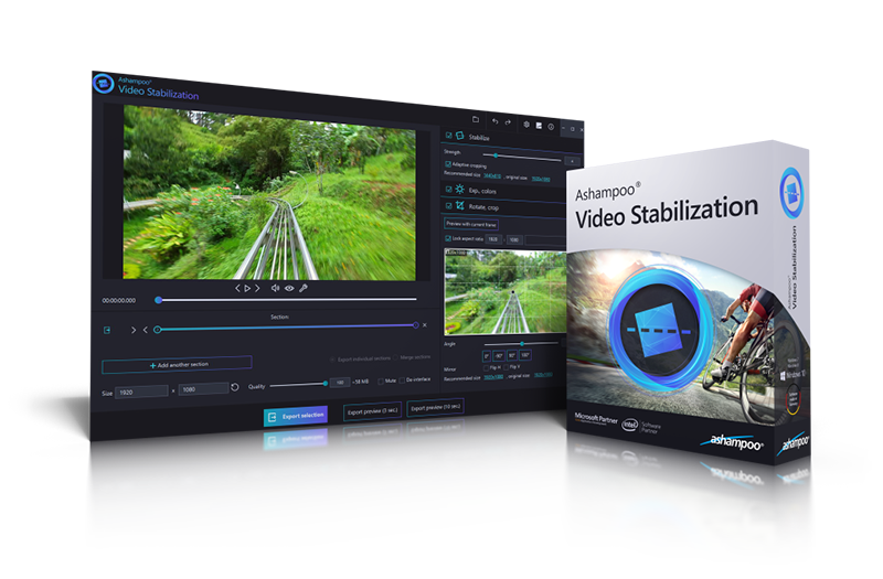 Ashampoo Video Stabilization (Review) Submit12