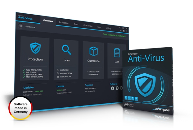 Ashampoo Anti-Virus (Review) Submit15