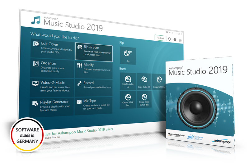 Ashampoo Music Studio 2019 (Review) Submit16