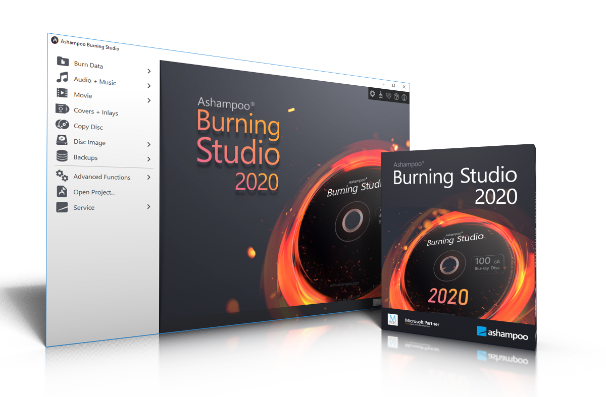 Ashampoo Burning Studio 2020 (Review)  Submit19