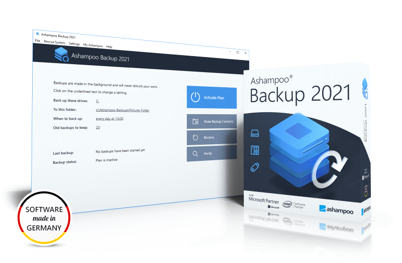 Ashampoo Backup 2021 (Review) Submit22