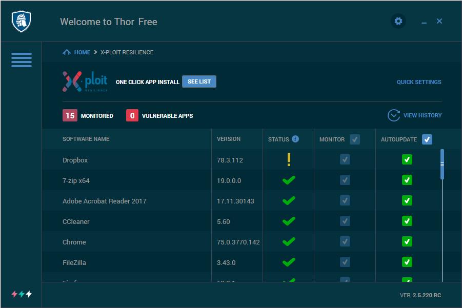 Thor Free 2.5.223 Thor-f11