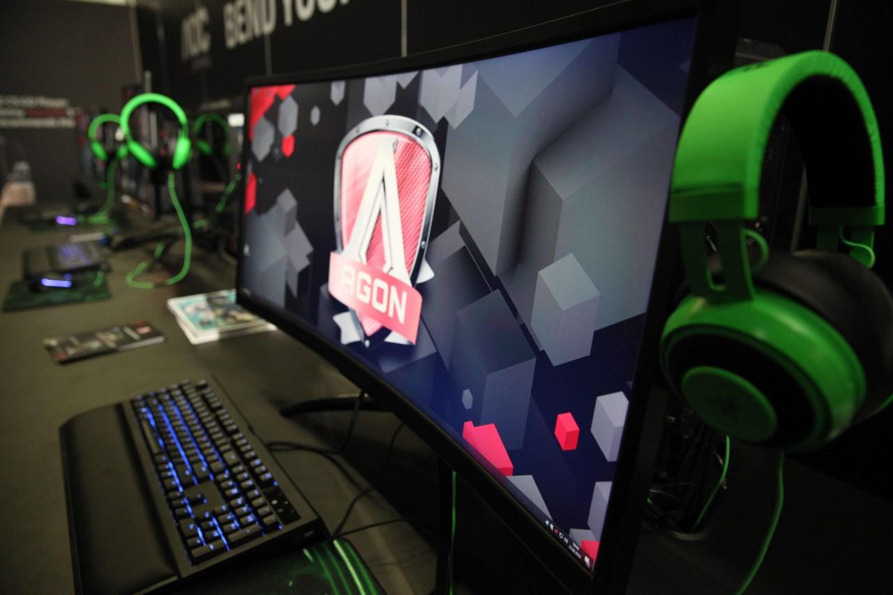 AOC: Gaming οθόνες για εκατοντάδες εκατομμύρια gamers  Thumbn19
