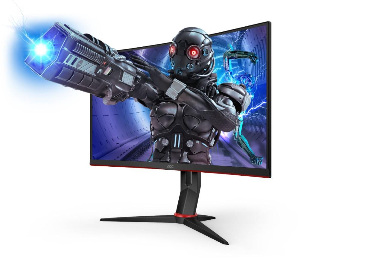 ΔΤ AOC   Νέες οθόνες gaming 240 Hz G2 Series Thumbn61