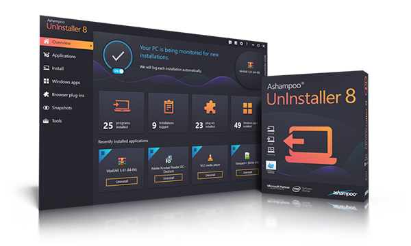 Ashampoo UnInstaller 8 (Review) Ui8-su10