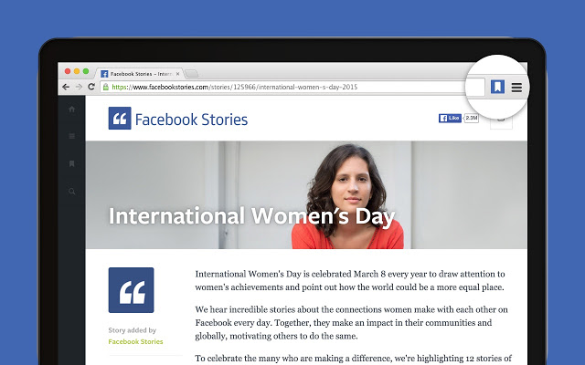 Save to Facebook 2.2 - Αποθηκεύστε με ευκολία οποιονδήποτε σύνδεσμο ή ιστοσελίδα στο Facebook Unname10