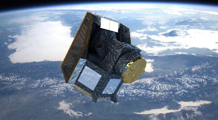 Le télescope spatial CHEOPS est parti mesurer des exoplanètes.  Cheops10