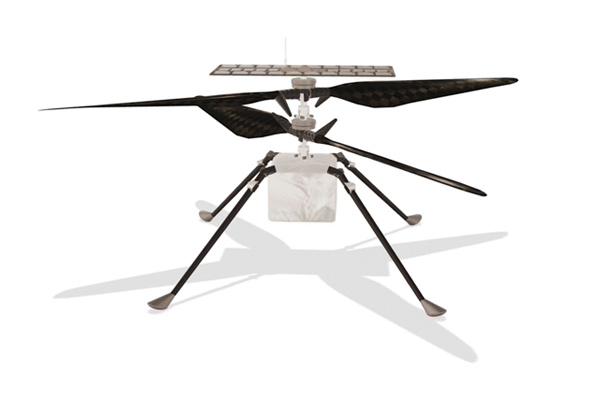 Le Rover Persévérance et son hélicoptère. - Page 2 Ingenu11
