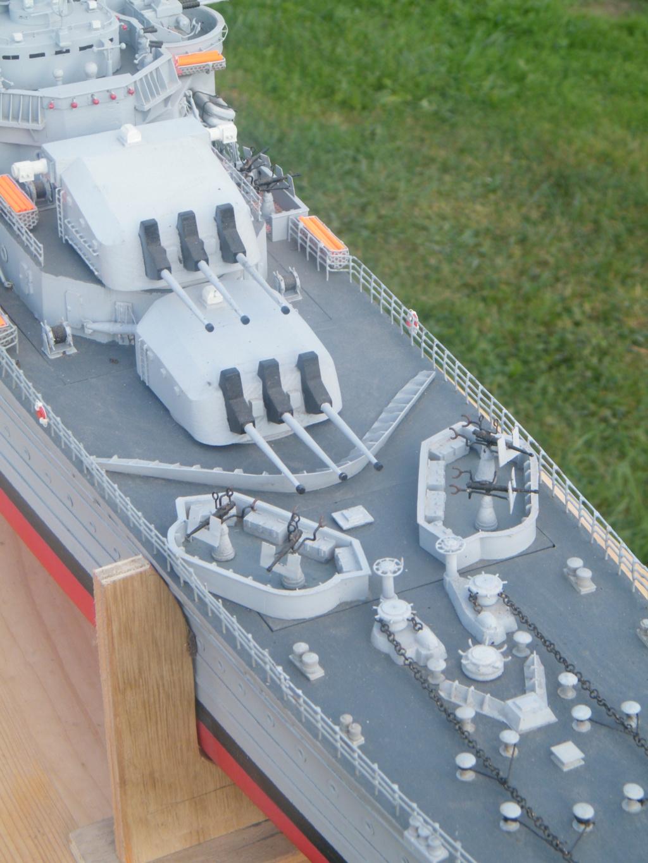 Croiseur Georges LEYGUES  au 1/100 sur plan Dscf0518