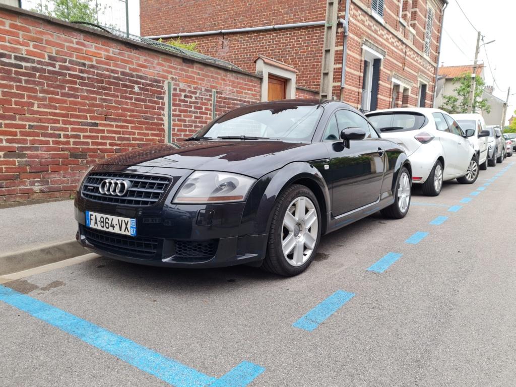Audi TT 3.2 V6 Quattro de TkR - NED : Présentations 20210610