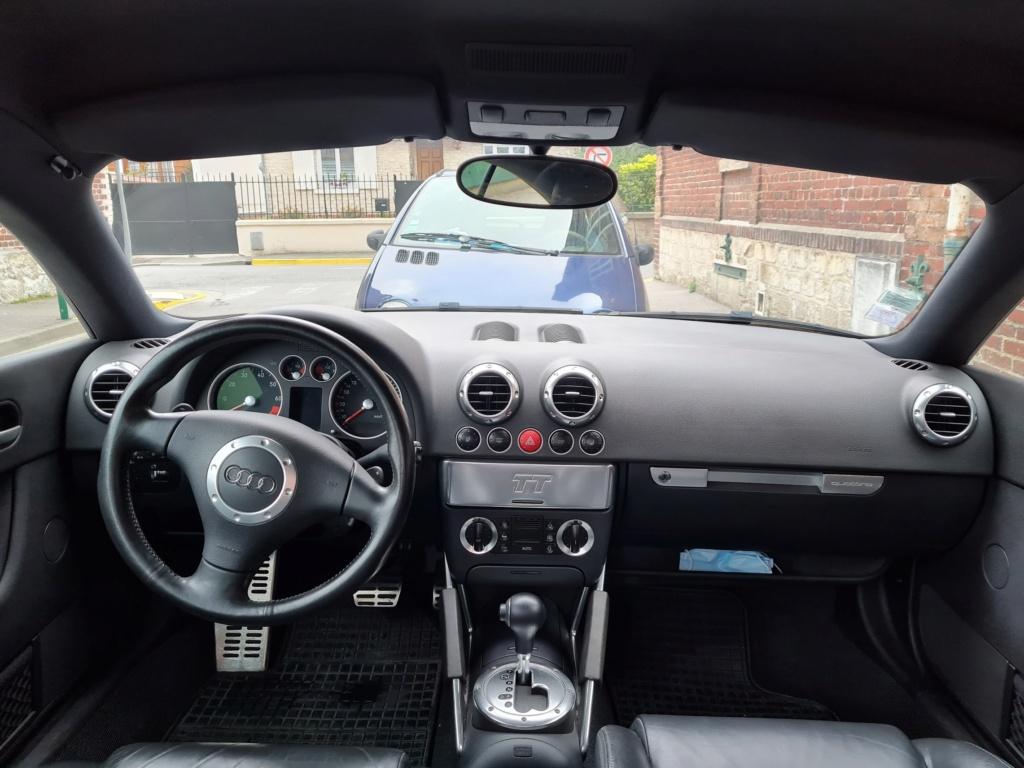 Audi TT 3.2 V6 Quattro de TkR - NED : Présentations 20210612