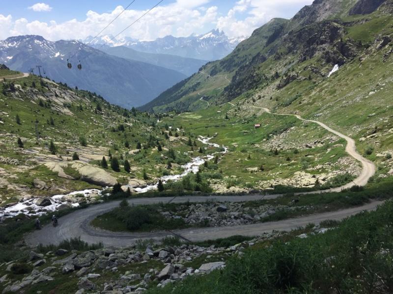 Week end moto dans les Alpes (Karellis) C'EST FINI SNIF ! - Page 4 Karell13