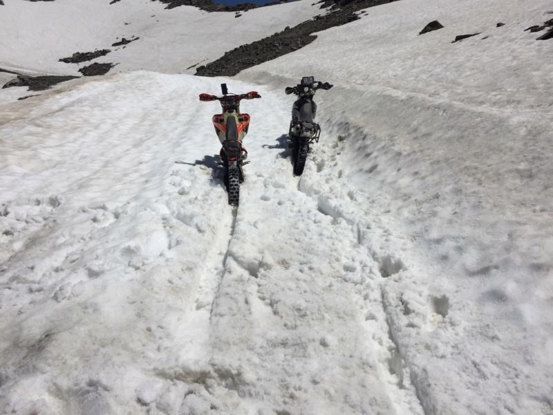 Week end moto dans les Alpes (Karellis) C'EST FINI SNIF ! - Page 4 Karell14