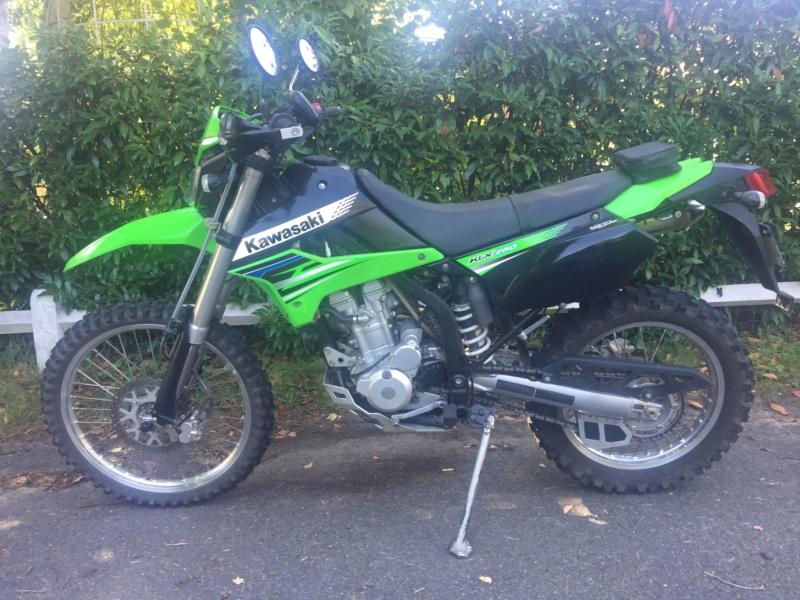 [Vendue] Kawasaki 250 KLX S  Vte_kl10