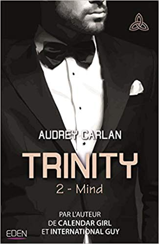 Trinity - Tome 2 : Mind d'Audrey Carlan 41evrw10