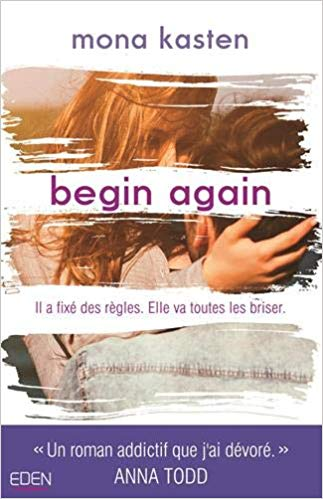 Begin again de Mona Kasten 41hjey10