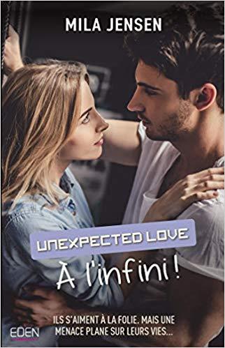 Unexpected love - Tome 2 : A l'infini ! de Mila Jensen 41sdwz10