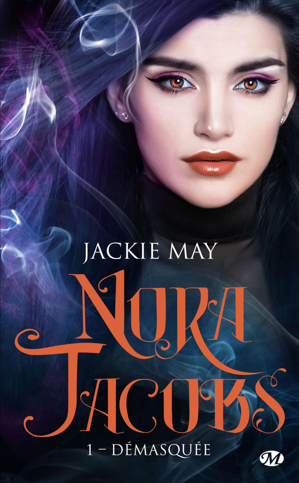 Nora Jacobs - Tome 1 : Démasquée de Jackie May Nora-j10