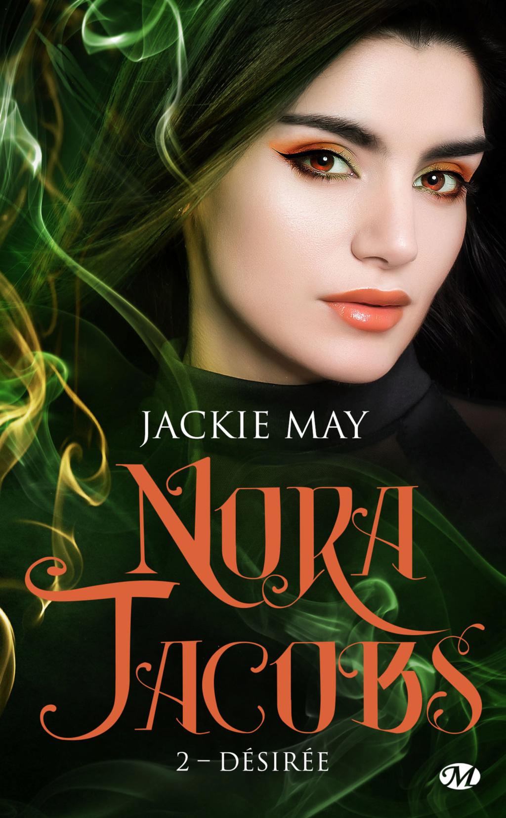 Nora Jacobs - Tome 2 : Désirée de Jackie May Nora-j12