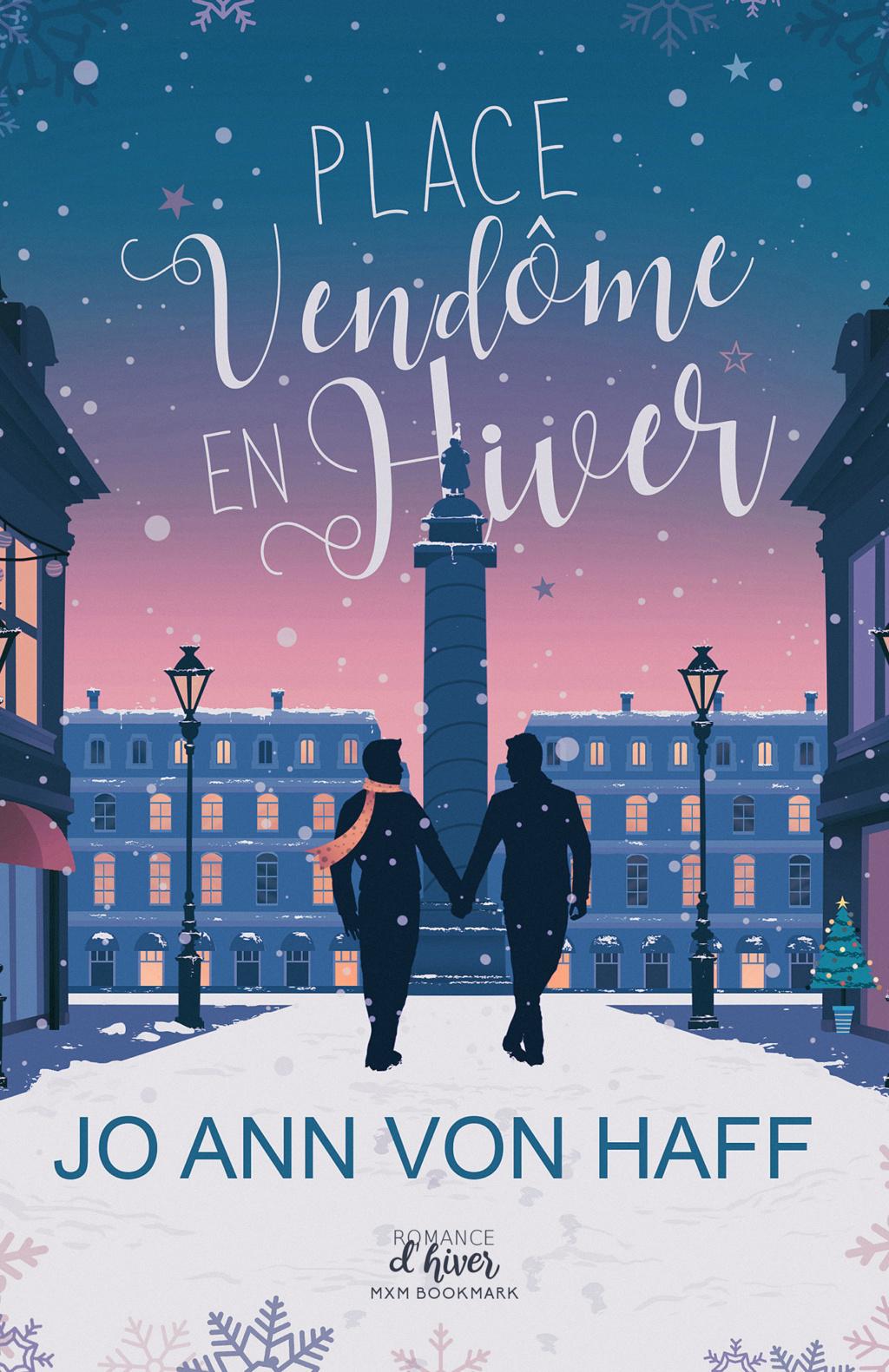 Place Vendôme en Hiver de Jo Ann von Haff Place-10