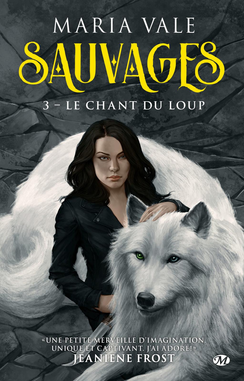Sauvages - Tome 3 : Le chant du loup de Maria Vale Sauvag10