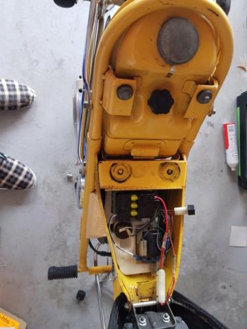 Honda NC 50 PALHOLIDAY 20210713