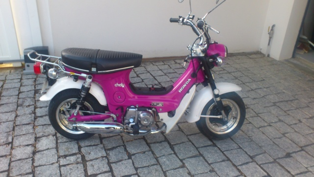 "Honda CHALY  ""Frankenstein"" Dsc_0028"