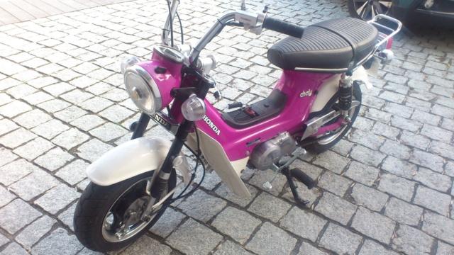 "Honda CHALY  ""Frankenstein"" Dsc_0029"