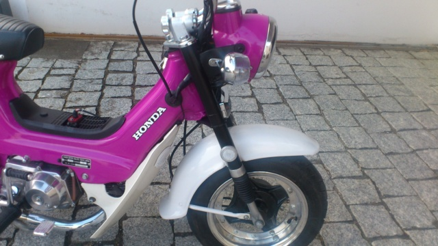 "Honda CHALY  ""Frankenstein"" Dsc_0031"