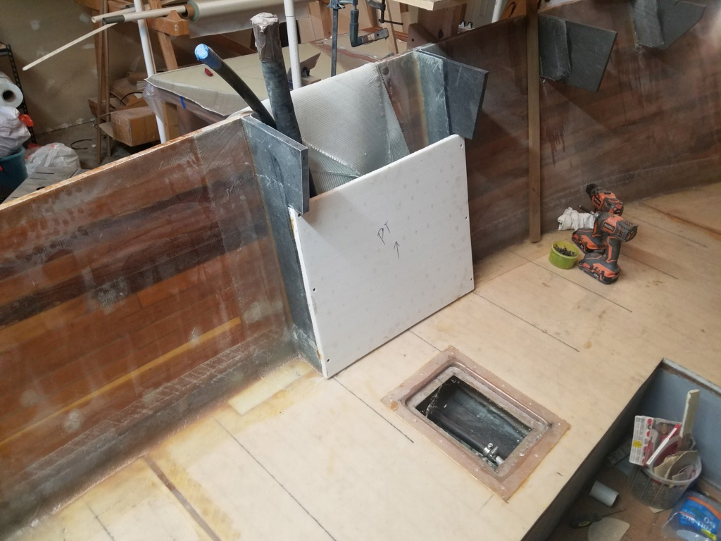 New boat project CCSF25.5 - build thread - Page 10 20180618