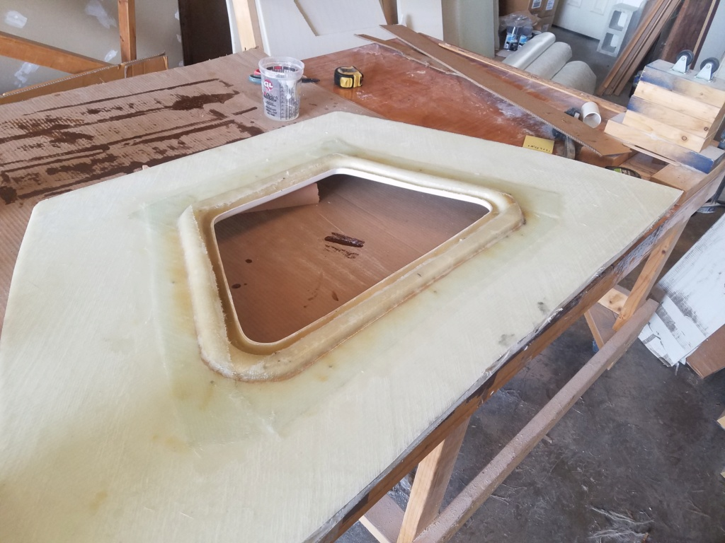 New boat project CCSF25.5 - build thread - Page 10 20180620