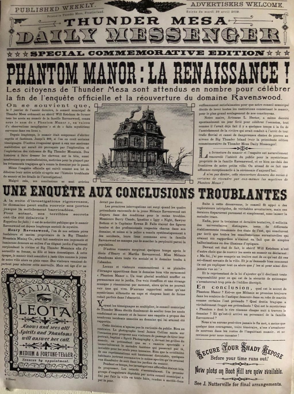 [Nouveau] Mise à jour de Phantom Manor (3 mai 2019) - Page 2 59506110